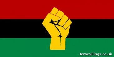 Black Power  (Black Liberation) (Pan African) (Worldwide)